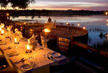 Luxury Travel in Botswana / Botswana, a landlocked country located in Southern Africa, is rosily flushed with ample iconic African wildlife. The country is also home to some of the most extravagantly beautiful and luxurious game viewing tours and safari lodges that Southern Africa has to offer.
