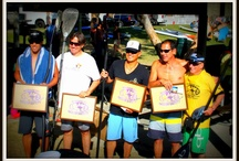 Stand Up Paddle Race / Standup paddle SUP racing