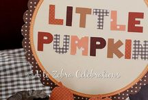 Fall baby shower / by Linda George