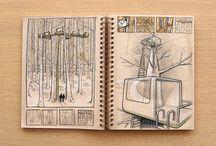 Sketcbook inspiration