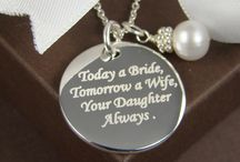 Wedding Day! / All the great jewelry you can use for your wedding day - Bridesmaids, Bride and Flower girl jewelry!