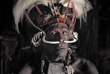 Papuan  tribe