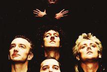 Beatles and Queen