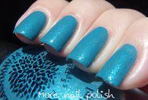 Black Dahlia Nail Lacquer