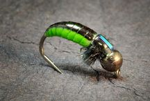 Cool Fly Patterns / by DaddyXL