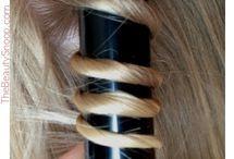 Techniques hair