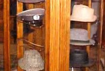 purse storage, closets