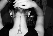 Paris, Je t'aime / by Shannon Cunningham