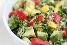 Dinner Salad Inspirations