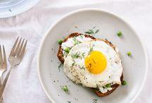 Food - Breakfast / Morning nommies