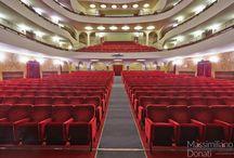DUSEfografato / Massimiliano Donati fotografa il Teatro Duse