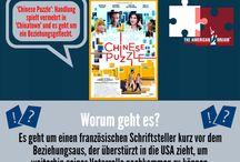 USA Filmtipps / Auf dieser Pinnwand stellen wir Filme in Form von Infografiken vor, die unsere Redaktion empfiehlt. Sie sind entweder über Amerika, spielen in den USA oder passen thematisch dazu. Die gesamte Filmkritik findet ihr auf unserer Webseite, einfach auf den Pin klicken, dann kommst du zur Bildquelle und landest per Klick bei der gesamten Filmbesprechung. Viel Vergnügen! Re-Pins erwünscht!  #Filmtipp #TheAmericanDream #Filmkritik #MovieReview #MovieTime #Movies #Filme #USA #Infografik #Infographic