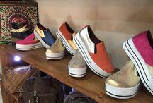 Coleccion zapatos Uva Tienda