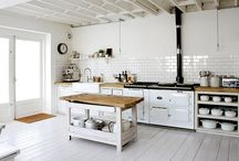 Kitchen / by Jussi Megens