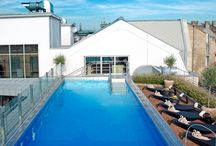 Summer Mix / BBQ parties, swimming pool, massage, delicious desserts, sunshine, amazing view from the rooftop all makes the summer unforgettable at Continental Hotel Budapest !