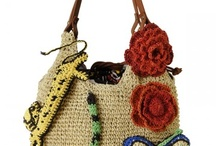 crocheted products / by cassie terry