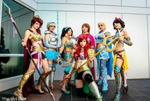 Cosplay Madness / by Rachael Packer