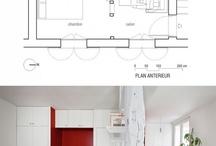 Houses - Flat roof