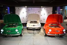 The Fiat 500 Design Collection / Fiat have produced a unique range of designs for the home based on the iconic Fiat 500