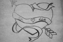 Art (all drawn by myself)