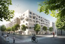 """Europacity Berlin / Inmitten der neuen Europacity vermietet Grossmann & Berger das erste Mietprojekt """"Budapester Höfe"""". Gerne möchten wir Ihnen hier Berlins neue Mitte etwas näher vorstellen."""