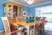 dining room / by Jennifer Duke