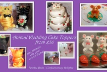 Cake Decoration/ Toppers / my handmade bespoke cake toppers for all ocassions.