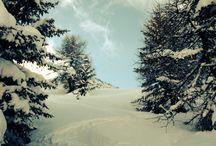 Blancheur / #montagne #apaisement #plaisir
