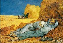 Van Gogh- Postimpresionismo