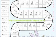 matematika 2.osztály