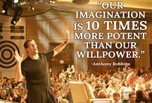 Live with passion : TONY ROBBINS
