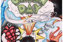 Green Day arts