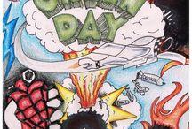 Green Day arts