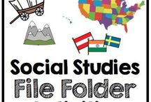 Social Studies and Science / by Shannon Cromer