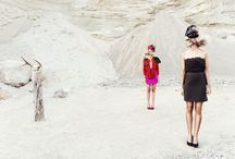 The Quarry meetup / A fashionshoot with Ida Wadenrud - inspired by different animals