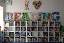 Giant Cardboard Letters