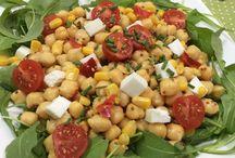 Recetas de ensaladas / Ensaladas