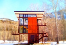 Architectural Spaces / by Richard Brown