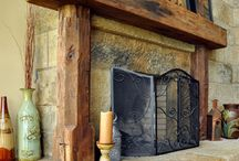Fireplaces / by Becky Dulin