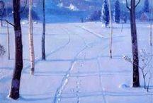 Svend paintings
