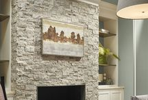 MSI Stacked Stone / MSI specializes in stone surfaces and stone tile. They carry an outstanding selection of stacked stone, which adds elegance to any setting. MSI Stone is sold at New Metro Tile Company, Los Angeles, CA http://newmetrotile.com