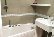Koupelny - panelákové