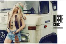 hippie chic / love this style
