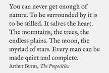 Quotes - Nature