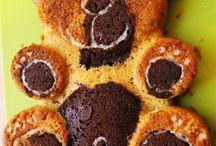 Gnam! Kakkuja ja Jälkkäreitä! / Ihania sokerisia leivoksia, kakkuja ja jälkiruokia!