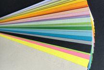 Papiere, Karten und Aufkleber / Jetzt fehlt nur noch einen kreativer Aufdruck mit Ghost White Toner