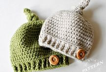 baby knits and crochets