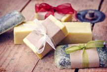DIY natural soap