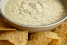 Recipes - Appetizers & Dips / by Jari Dawson