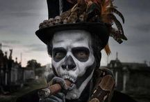 Halloween-2015 (Voodoo Doctor) / Costume for Halloween Party 2015 Voodoo Doctor/Witch Doctor